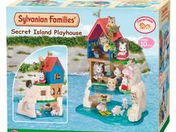 Игровой набор Дом на острове Sylvanian Families (5229)