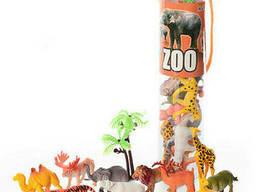 Игровой набор фигурок дикие животные (T805)