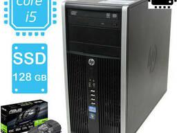 Игровой системный блок HP Compaq 6200 / i5-2400