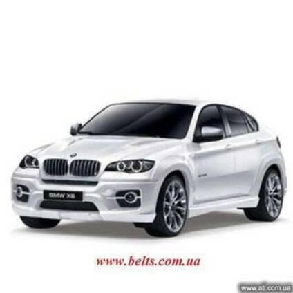Игрушечный автомобиль GK Racer Series BMW X6 на радиоуправле