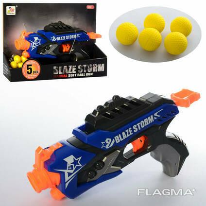 Игрушечный пистолет с мягкими шариками Zecong TOYS (ZC7112)