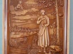 Икона Святого Семиона (160х200х18)