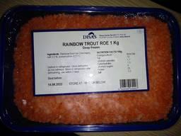Икра форели сол. мор. 1 сорт, Финляндия
