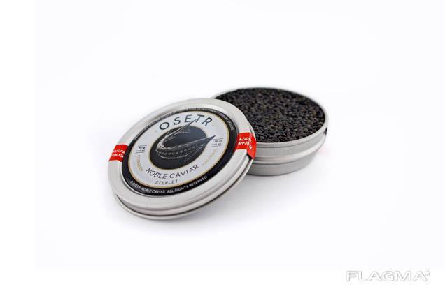 Икра осетровая стерляди Caviar Sterlet 50гр