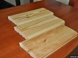 Имитация бруса (сайдинг деревянный) сосна