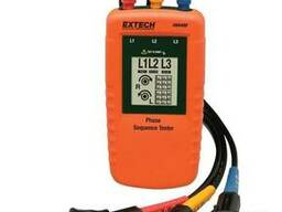 Индикатор порядка чередования фаз для трехфазн Extech 480400
