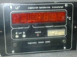 Индикатор температуры цифровой 12-ти канальный ИТ-12