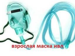 Индивидуальная кислородная маска Medicare для кислородного концентратора, кислорода. ..
