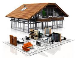Индивидуальное архитектурное проектирование частных домов. ..