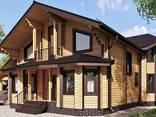 Индивидуальное проектирование загородных домов, коттеджей, в - photo 3
