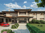 Индивидуальное проектирование загородных домов, коттеджей, в - photo 6