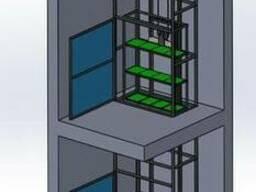 Индивидуальные грузовые подъёмники лифты