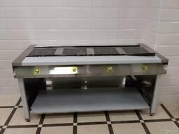 Индукционная плита любой мощности и размера