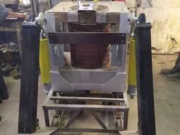 Индукционный сталеплавильный комплекс ИСТ-0,3