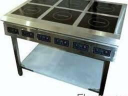 Индукционные промышленные плиты 2, 2 или 3, 5 кВт Одесса