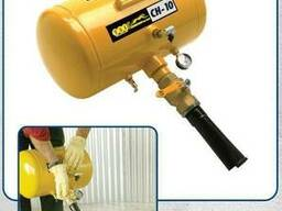 СН 5/10 Инфлятор (бустер) инфлятор для взрывной накачки беск