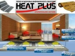 Теплый пол. Инфракрасная плёнка Heat Plus