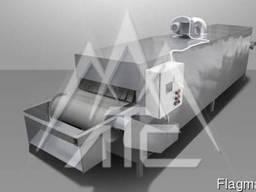 Инфракрасная сушилка промышленная туннельная