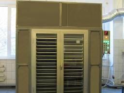 Инфракрасный сушильный шкаф «С К И Ф» на 100 кг. загрузки