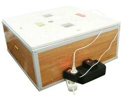 Инкубатор автоматический «Перепёлочка» 270 яиц + вентилятор