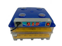 Инкубатор автоматический Tehnoms MS-110 на 110 яиц любых. ..