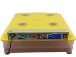 Инкубатор автоматический Tehnoms MS-63 на 63 яйца любых. ..