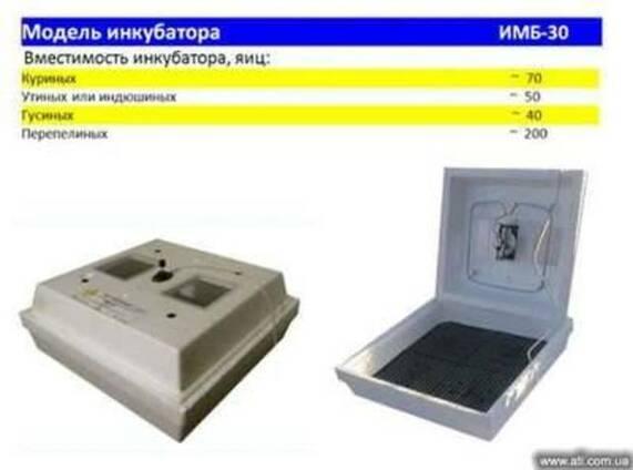 Инкубатор бытовой с электронным градусником