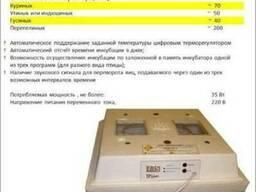 """Инкубатор ИМБ-30 """"ЭК"""" электронным терморегулятором"""