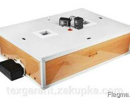 Инкубатор Курочка Ряба на 120 яиц с автоматическим переворот