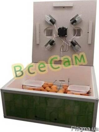 Инкубатор механический «Курочка Ряба» ИБ-130Ц с вентилятором