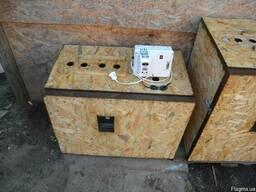 Инкубатор на 2000 яиц автомат. инкубаторы от 115 до 3000 яиц