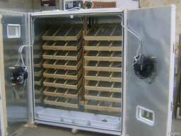 Инкубатор на 2750 яиц автомат. инкубаторы от 75 до 2750 яиц
