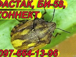Инсектециды Фастак, Би-58, Коннект и др