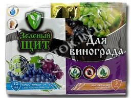 Инсектицид с биостимулятором «Зеленый щит для винограда» 12 мл 3 мл, оригинал