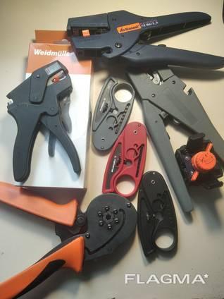 Инструмент для снятия изоляции Weidmuller Stripax