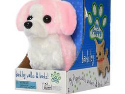 """Интерактивная игрушка """"Собака"""" Metr+ 18 см (Розовый) (MP 2190(Pink))"""