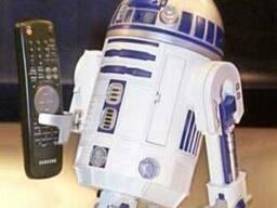 Интерактивный R2-D2 робот активируемый голосом