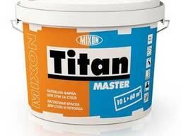 Интерьерная акрил-латексная краска Mixon Titan Master, 10 л