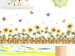 Интерьерная виниловая наклейка на стену, мебель для дома. ..