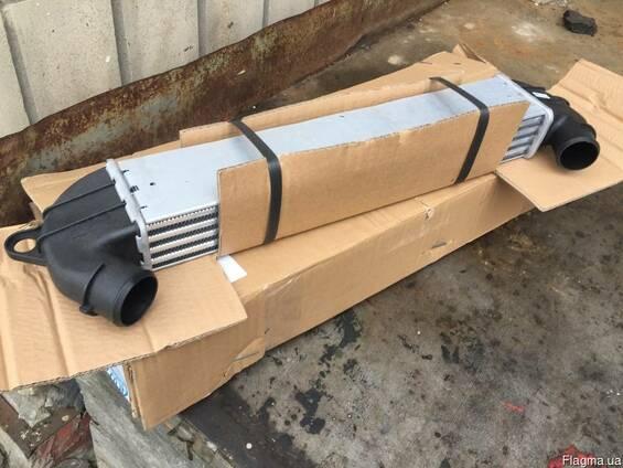 Интеркуллер doblo радиатор интеркуллера фиат добло