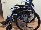 Инвалидная коляска OSD-Millenium III STB3 новая\Италия\ - фото 2