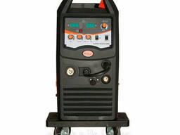 Инверторный сварочный полуавтомат Jasic MIG-350 (N271) без горелки, тележка