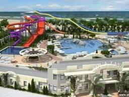 Инвестиции в строительство аквапарка в Крыму