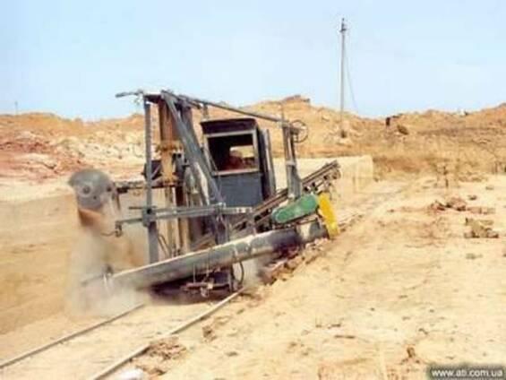 Инвестор для разработки месторождения ракушечника в Крыму