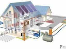 Инженерные системы отопления, водоснабжения, канализации
