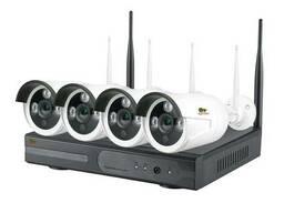 IP сетевое видеонаблюдение купить в магазине SEC Market