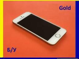Iphone 5s16gb Gold•Б/У отличное-состояние•Оригинал•Айфон