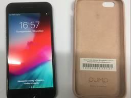 IPhone 6 16Gb неплохое состояние, батарея слабая 181901