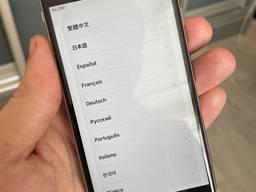 IPhone 6S 32Gb Space iCloud