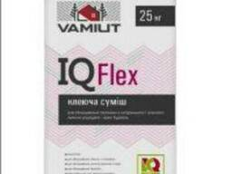 IQ Flex Клеящая смесь эластичная для камня